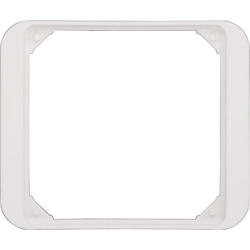 Zwischenrahmen für Normgeräte 50 x 50 mm